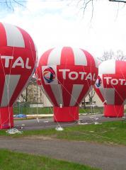 Total luchtballon